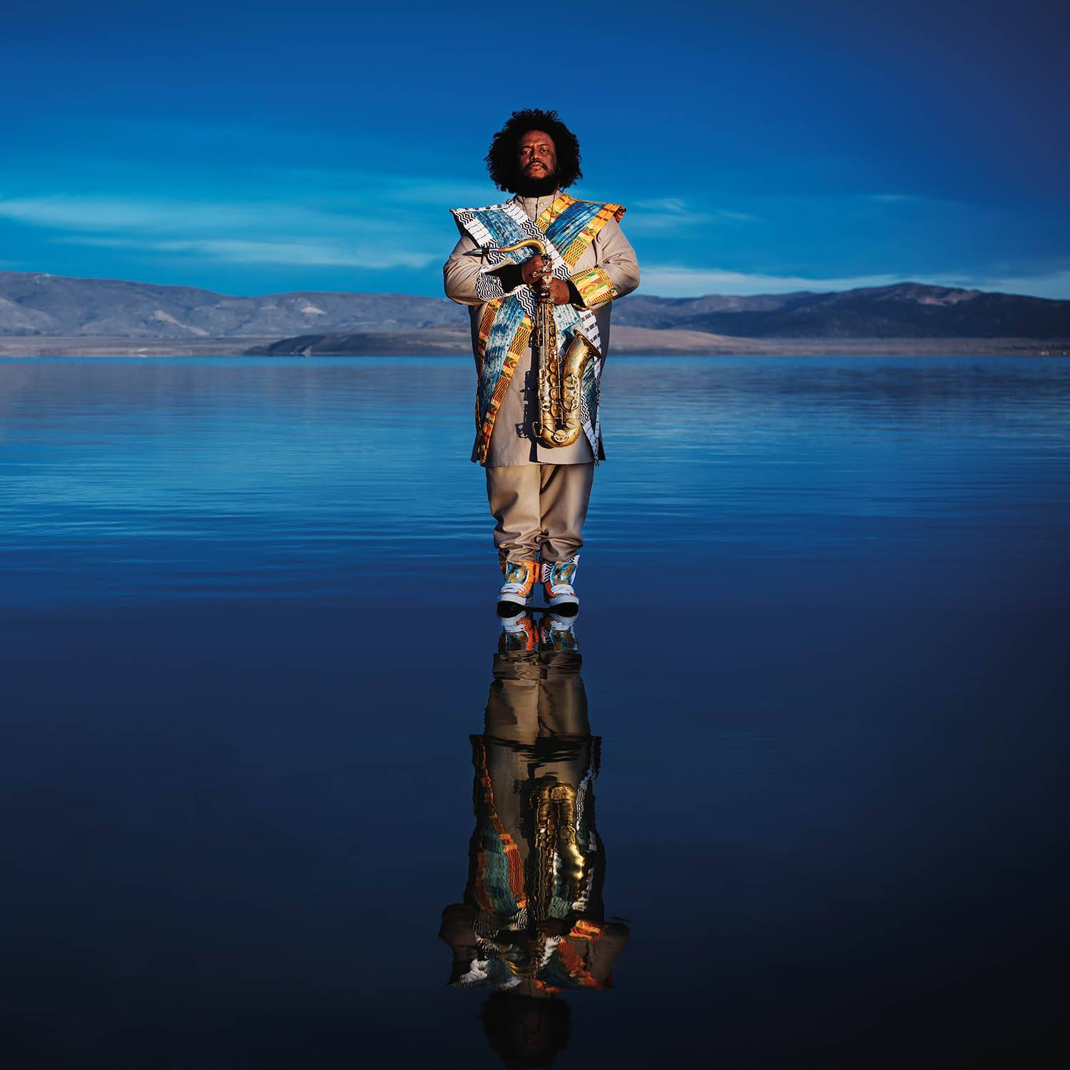 """Heaven and Earth"", Kamasi Washington (Fot. materiały prasowe)"