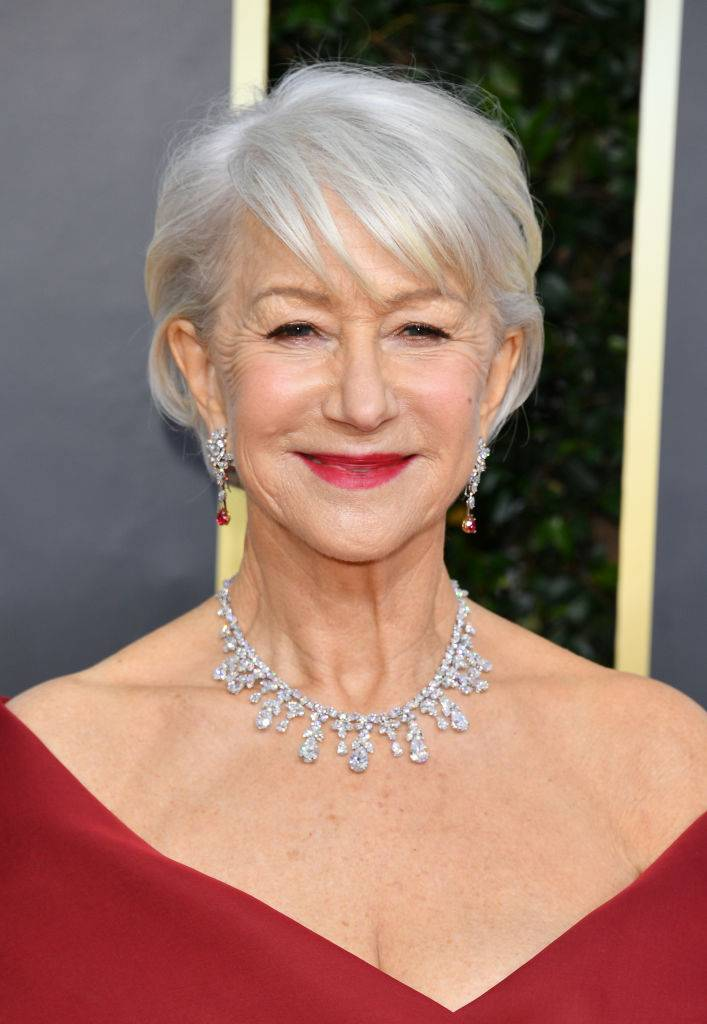 Helen Mirren (Fot. Getty Images)
