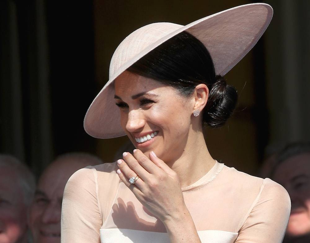 Meghan Markle (Fot. Getty Images)