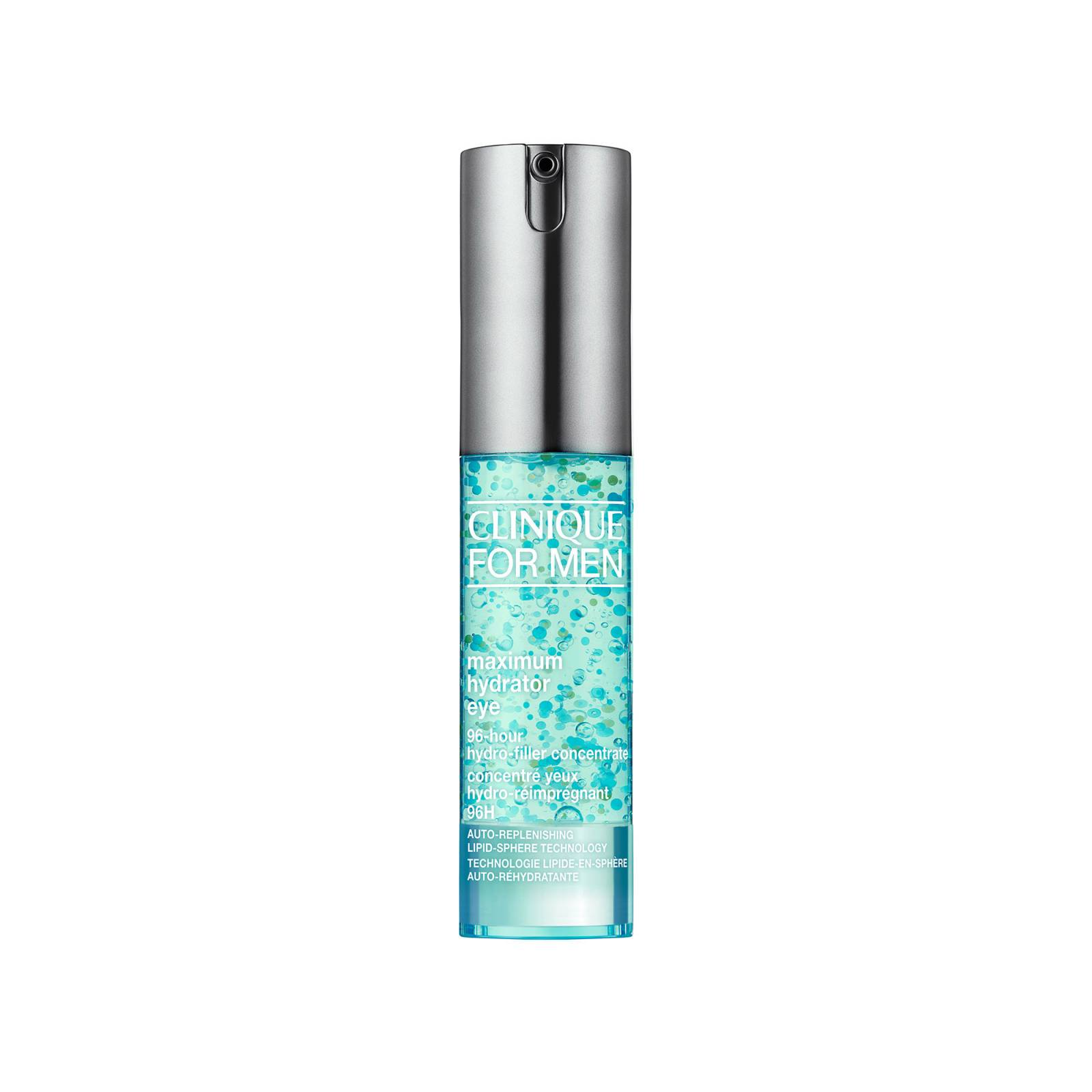 Clinique for Men Maximum Hydrator Eye 96-Hour Hydro-Filler Concentrate, Clinique, 15ml/ 135 pln / (Fot. Materiały prasowe)