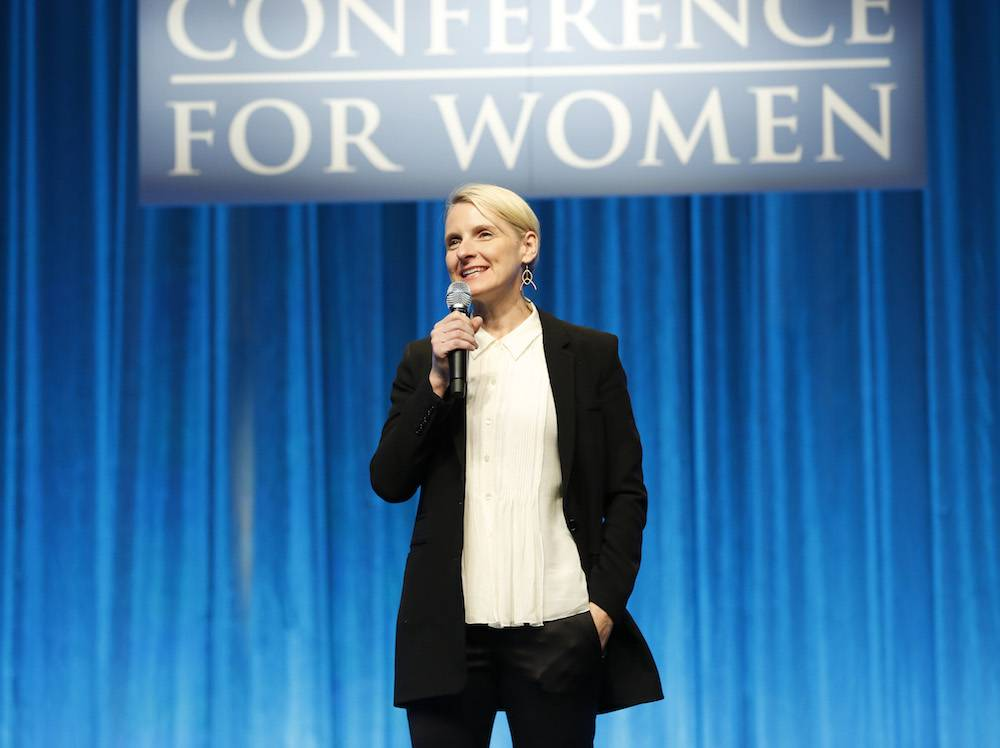 Pisarka Elizabeth Gilbert (Fot. Getty Images)