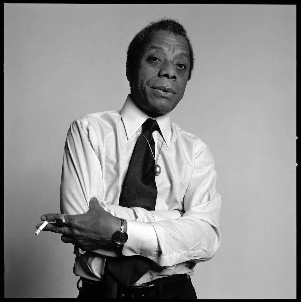James Baldwin (Fot. Getty Images)