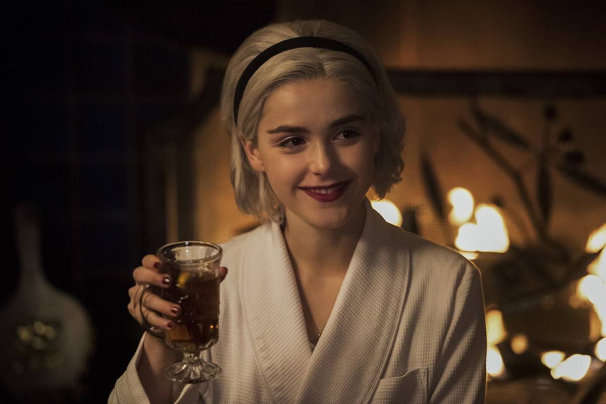 Kadr z serialu Chilling Adventures of Sabrina