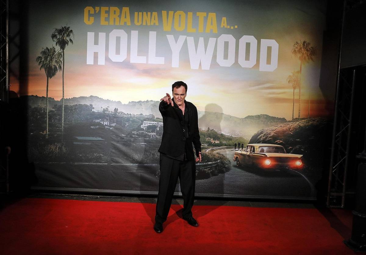 Na premierze Once upon a time in Hollywood