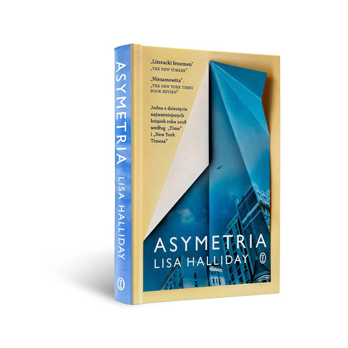 Lisa Halliday Asymetria
