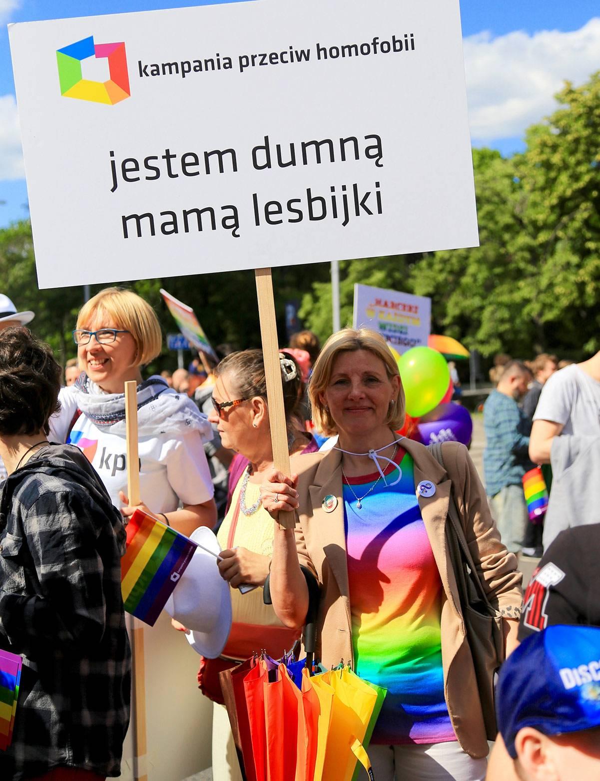 wolna mama lesbijki