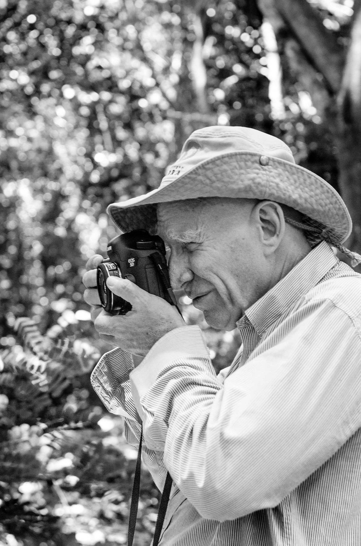 Sebastião Salgado w filmie  The Salt of the Earth