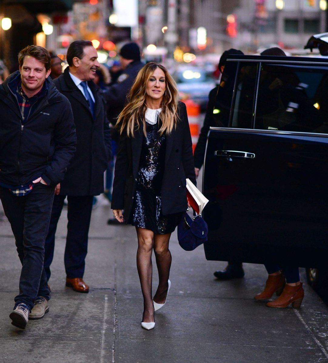 Sarah Jessica Parker, styczeń 2018 (Fot. James Devaney, Getty Images)