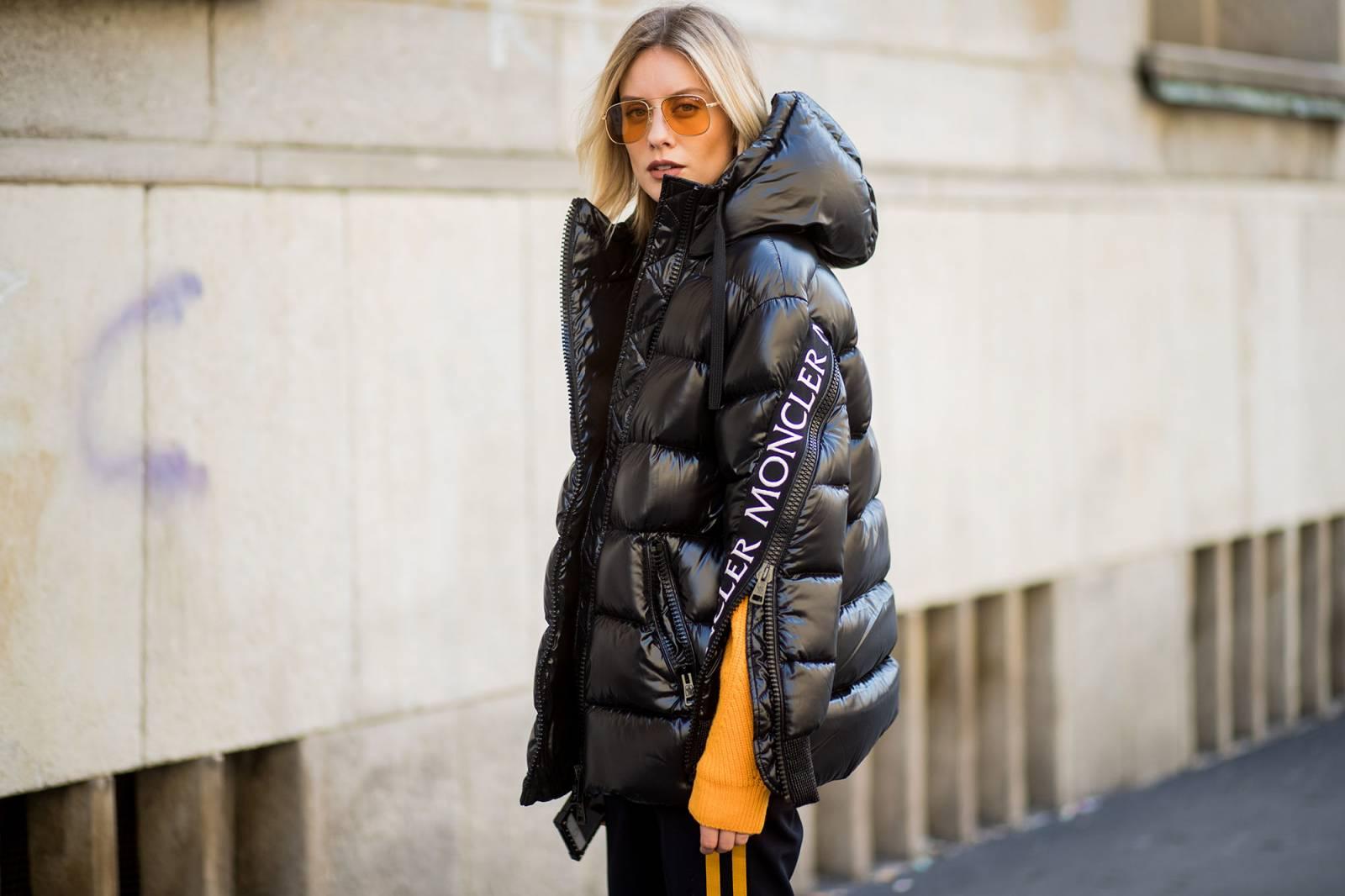 fe129346a1b1 Street style z tygodnia mody jesień-zima 2018-2019