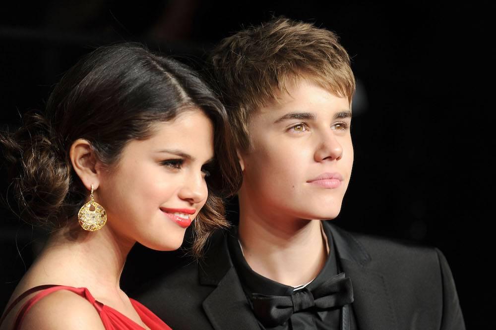 Selena Gomez Justin Bieber Historia randek
