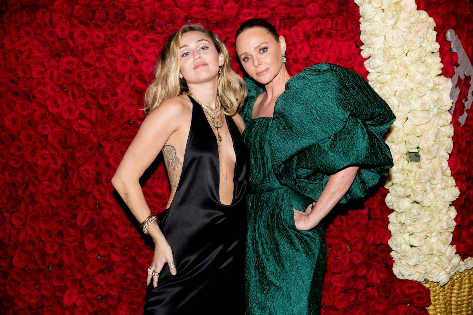 Miley Cyrus i Stella McCartney