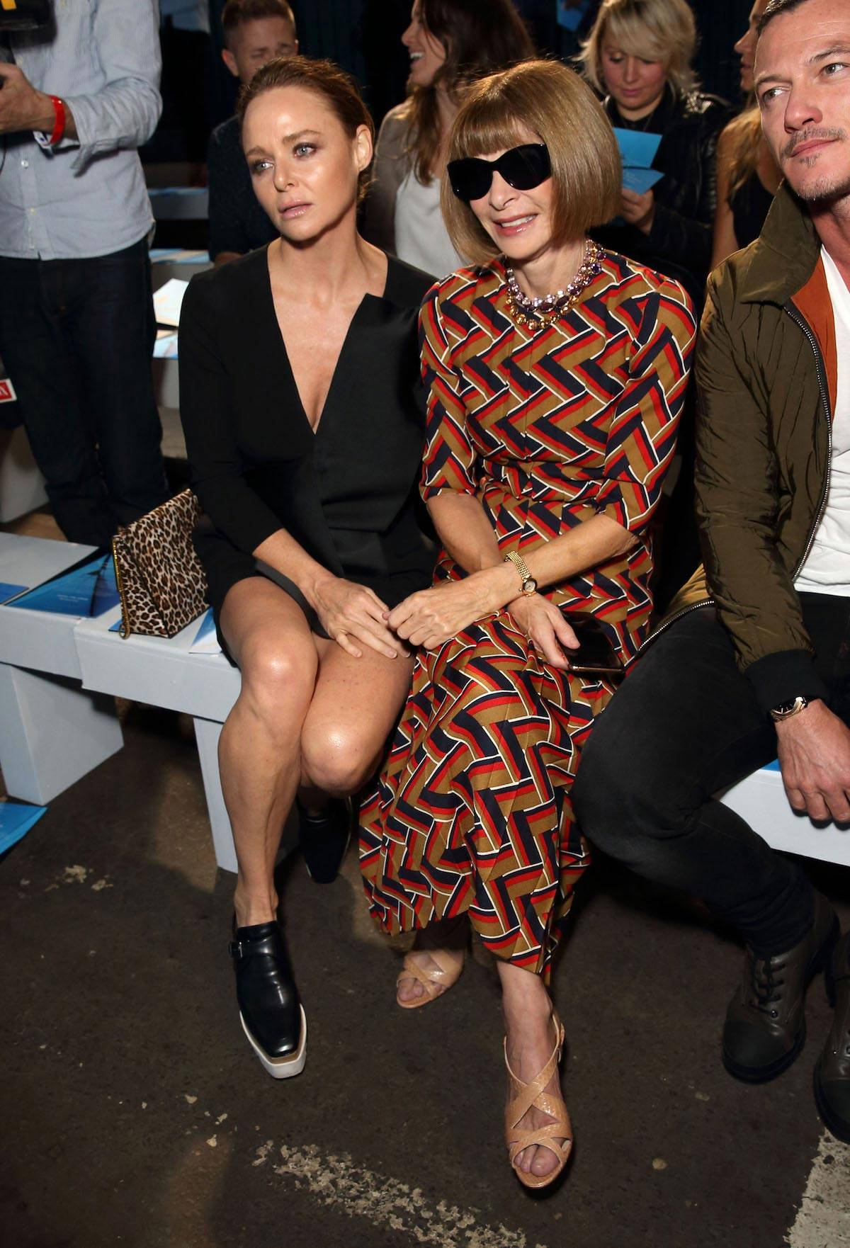 Stella McCartney i Anna Wintour