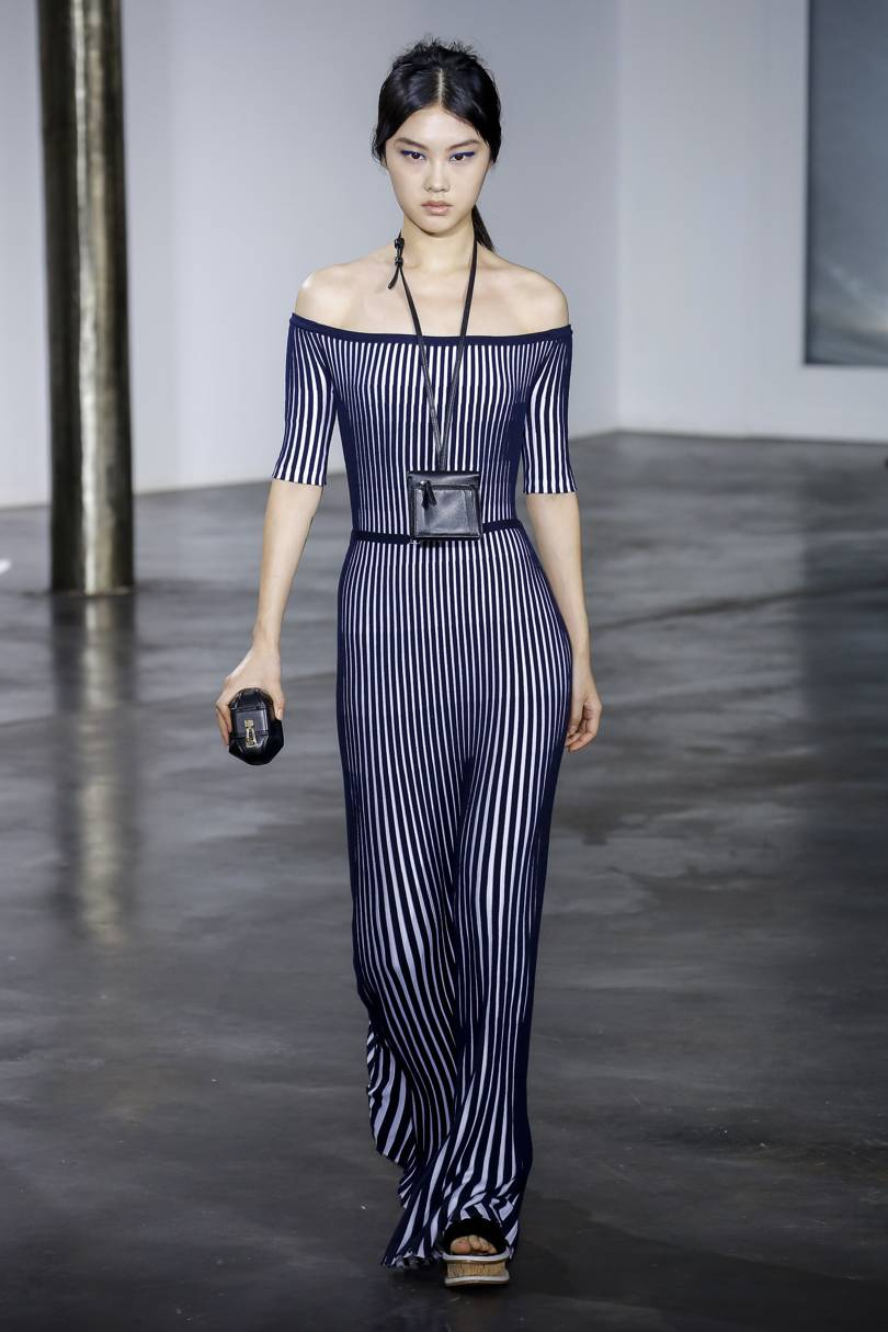 Gabriela Hearst spring/summer ready-to-wear 2019, Credit: LUCA TOMBOLINI/INDIGITAL.TV