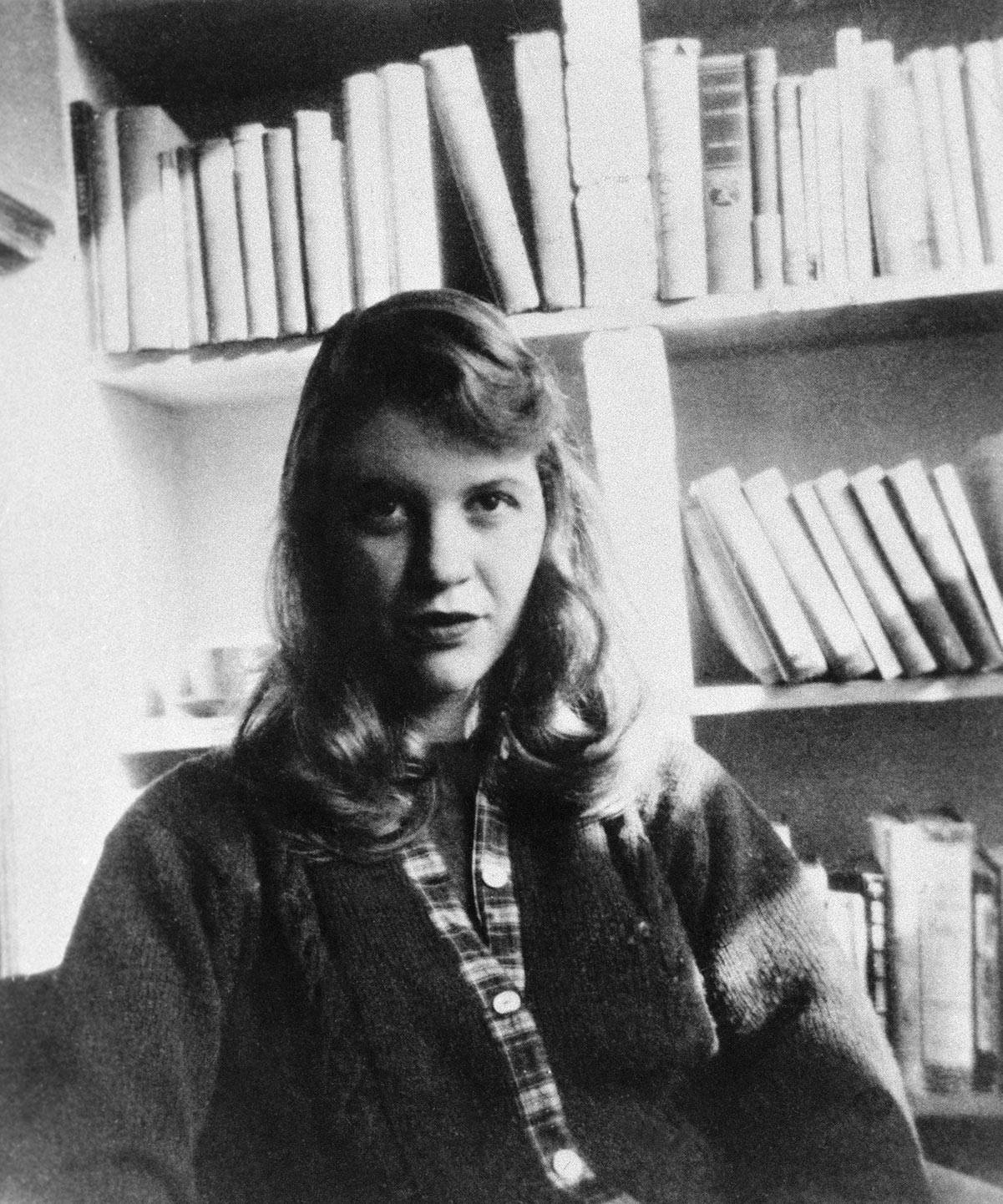 Sylvia Plath (Fot. Getty Images(