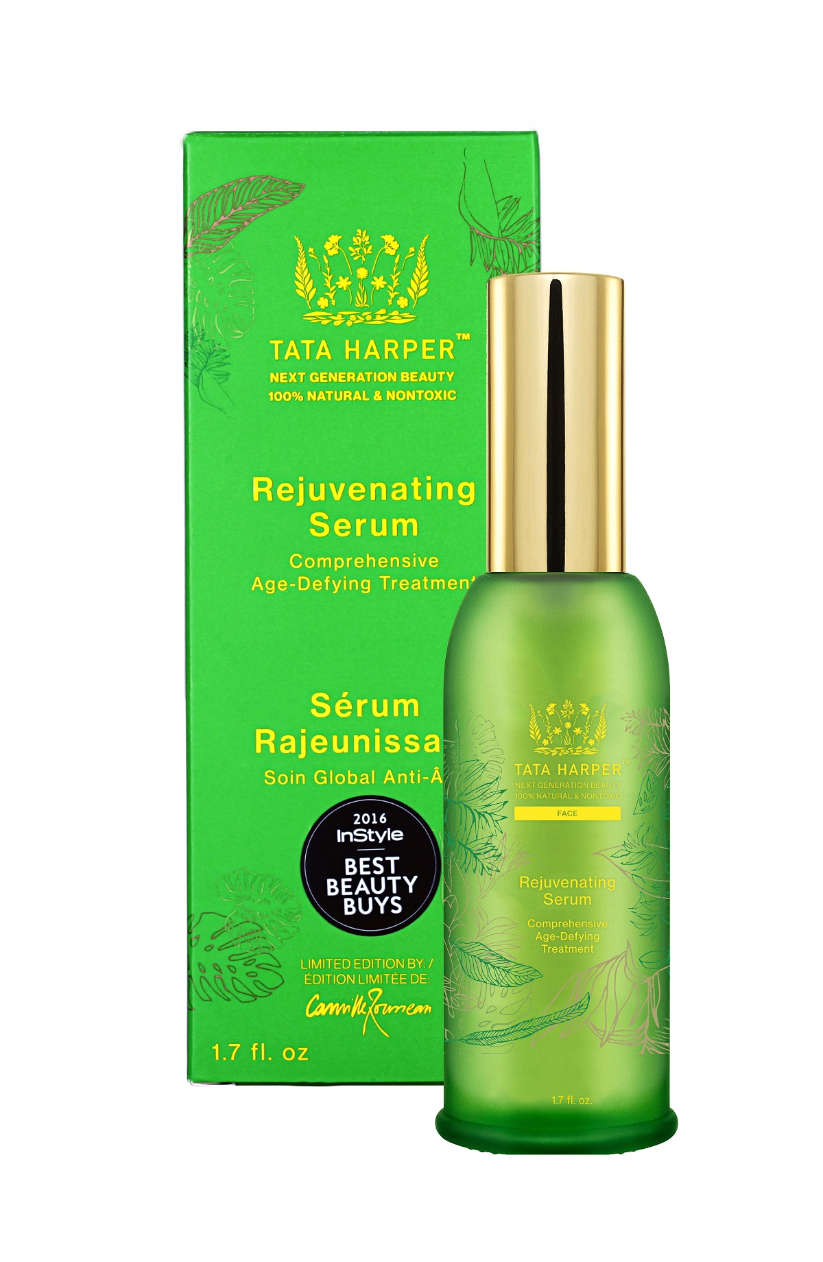 Tata Harper, Rejuvenating Serum