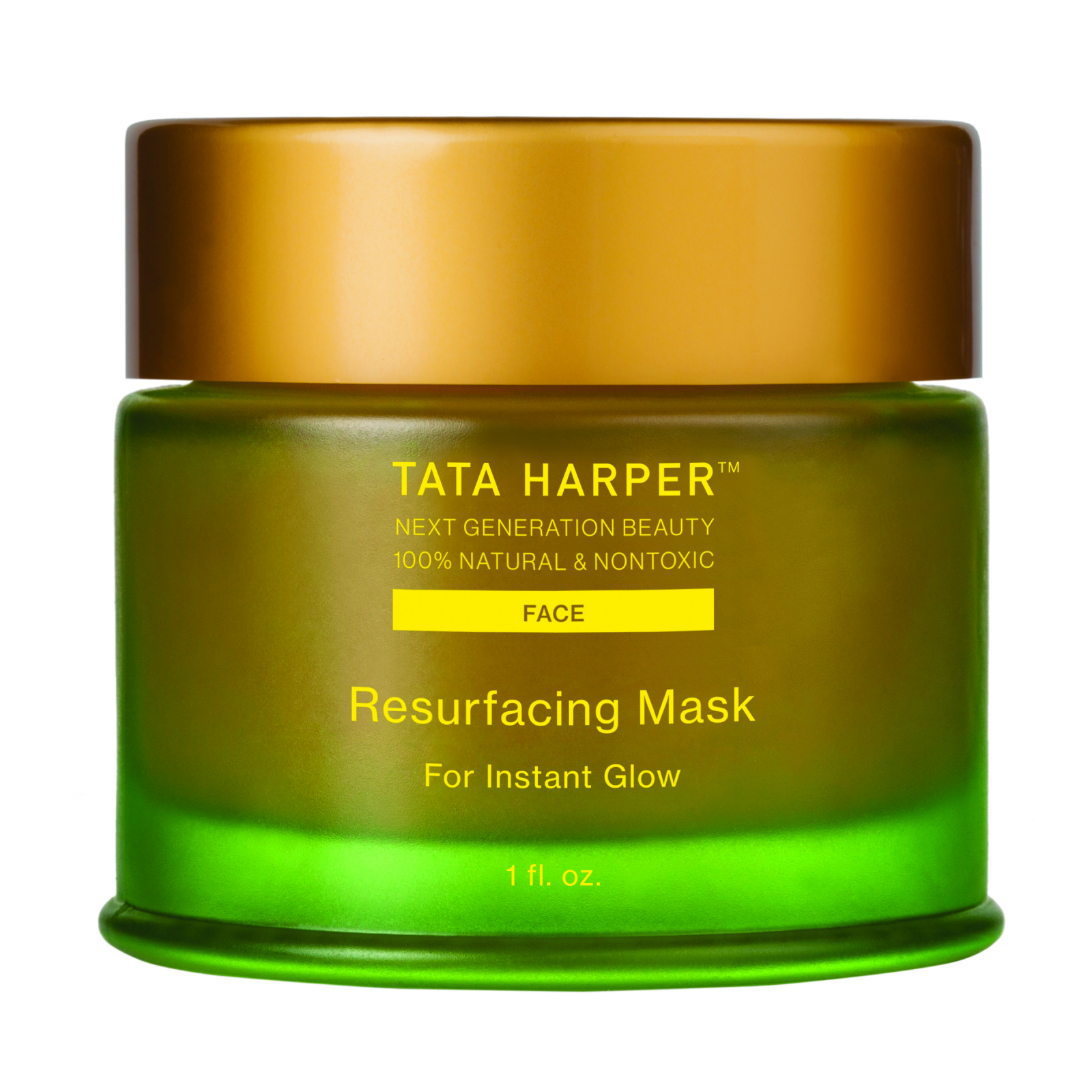 Tata Garper, Resurfacing Mask