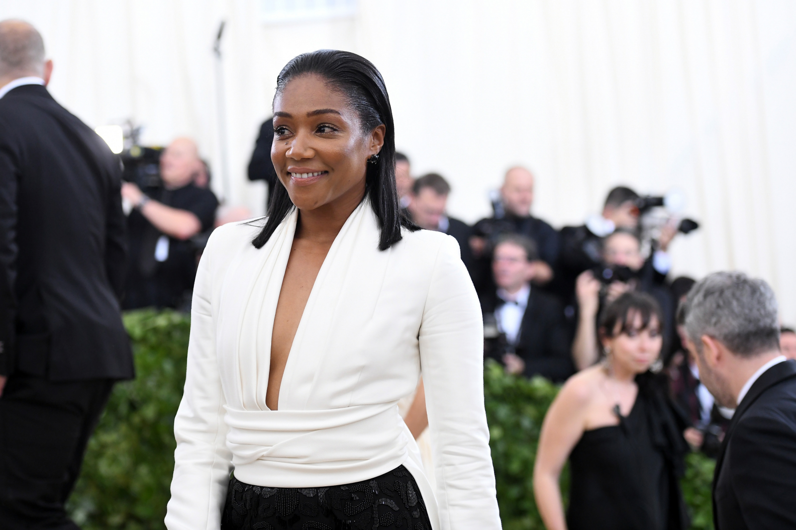 Tiffany Haddish na gali MET 2018