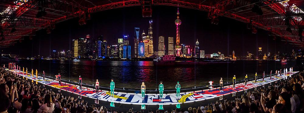 6e06bda03fde8 Tommy Hilfiger pokazuje jesienną kolekcję w Szanghaju