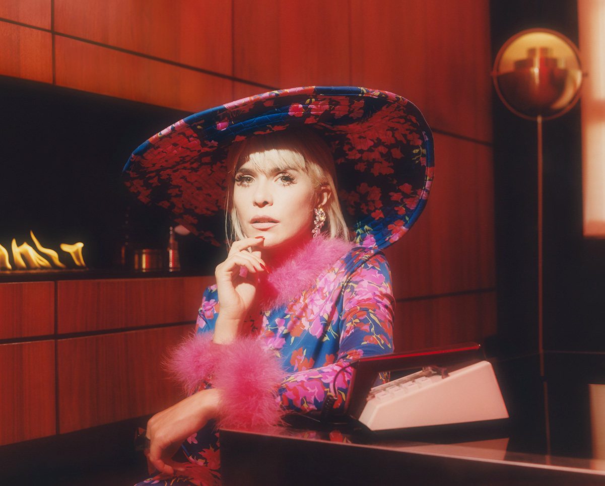 Paloma Faith (Fot. Materialy prasowe Sony)
