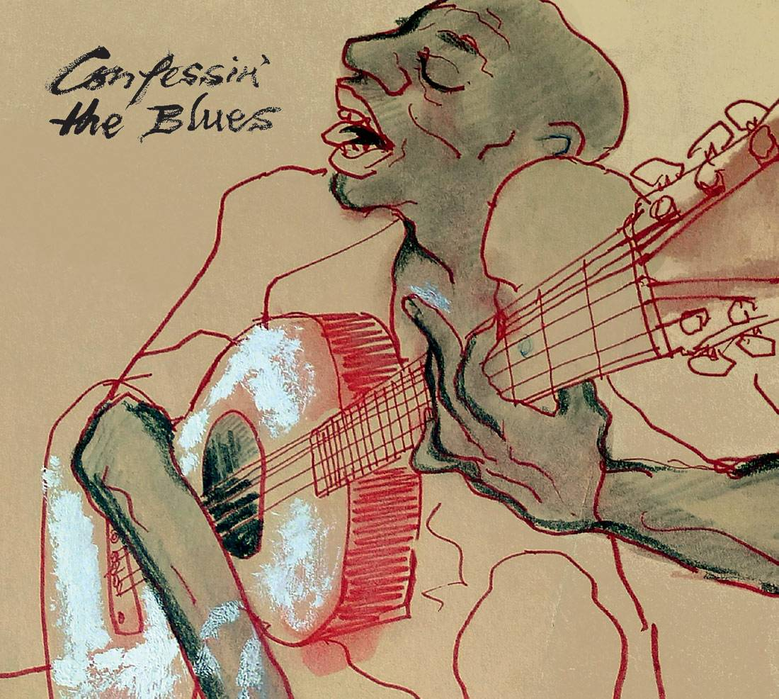 """Confessing The Blues"" (Fot. BMG & UNIVERSAL)"