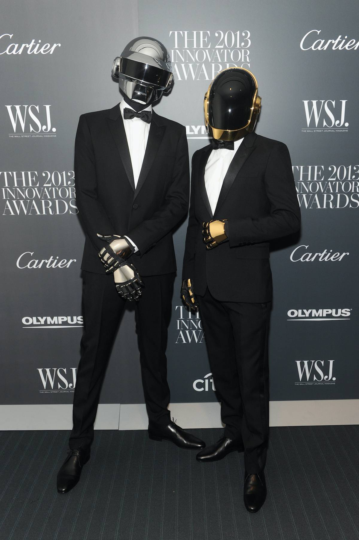 Daft Punk w 2013 roku / Fot. Getty Images