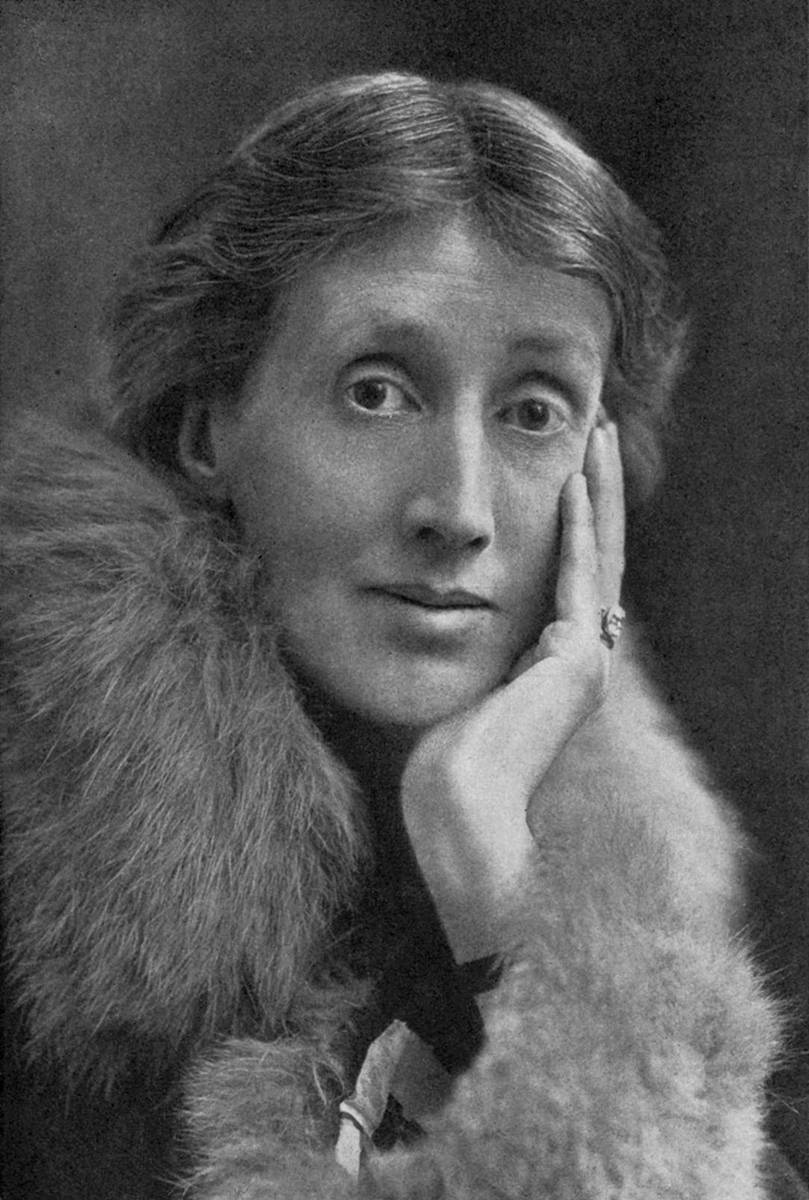 Virginia Woolf, 1928 rok