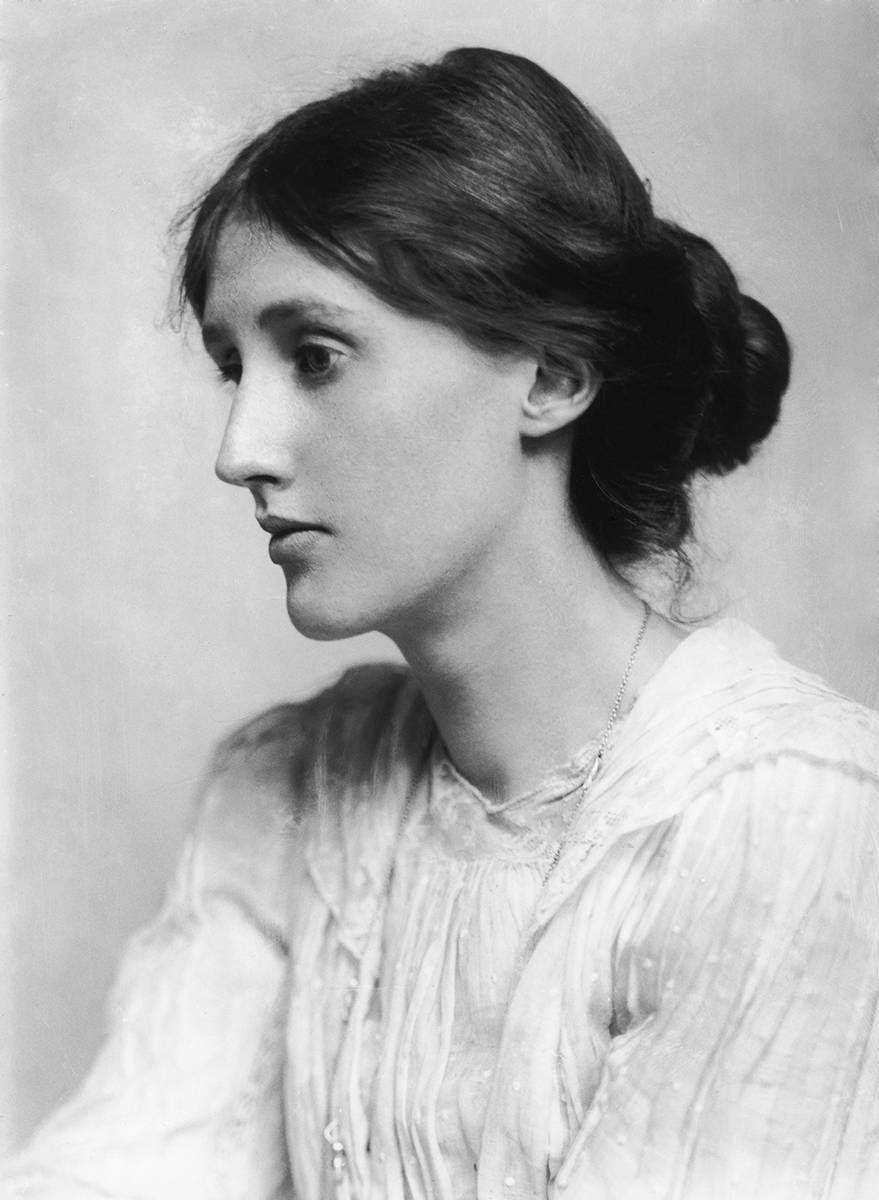 Virginia Woolf, 1902 rok