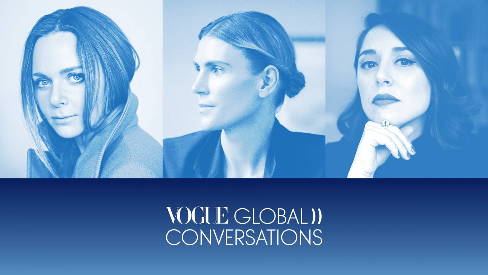 The Beatles Polska: Stella McCartney wzięła udział w Vogue Global Conversations