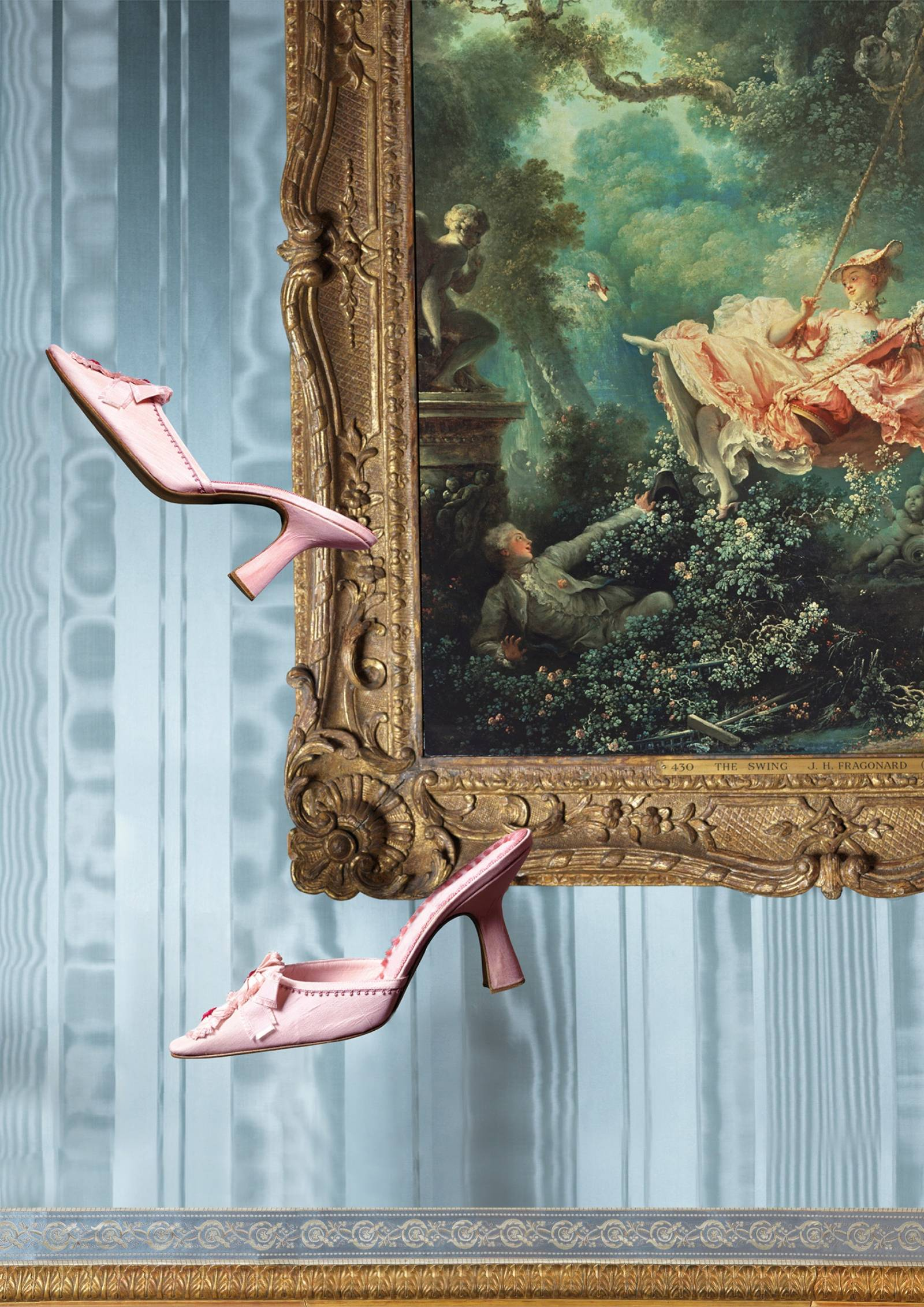 An Enquiring Mind - Manolo Blahnik, Wallace Collection