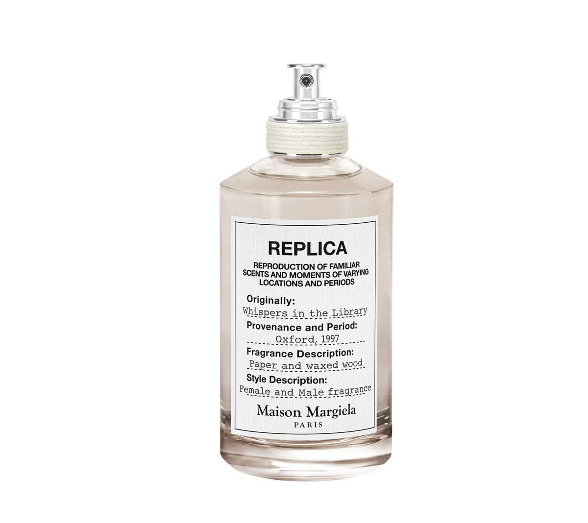 Maison Margiela, Replica Whispers in the Library