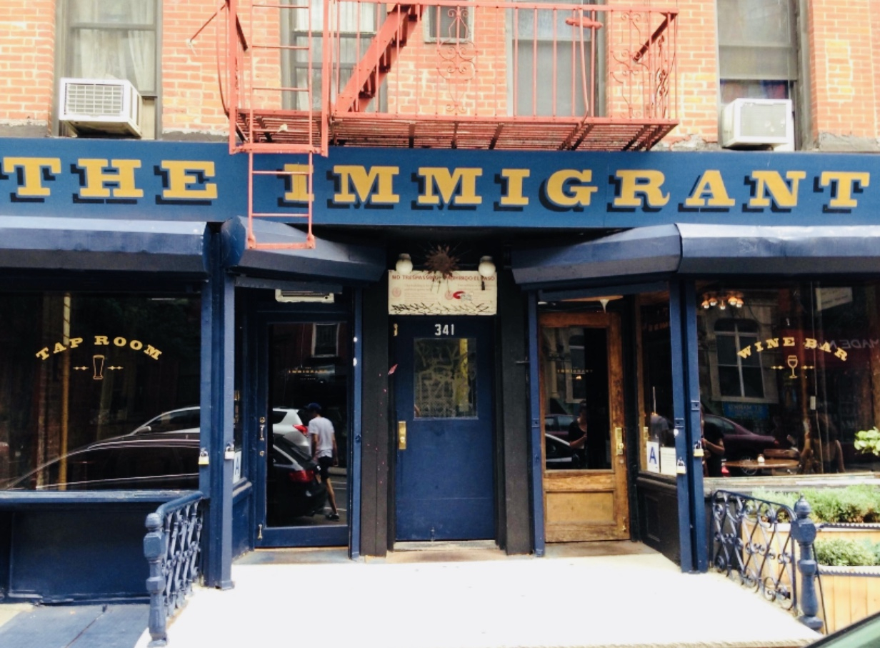 Bar The Immigrant
